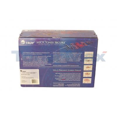TROY 3005 MICR TONER SECURE CTG 6.5K